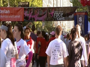 blythe masters race for the cure